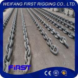 Chaîne de levage Bunding soudé des chaînes, autour de la chaîne d'ancrage de lien