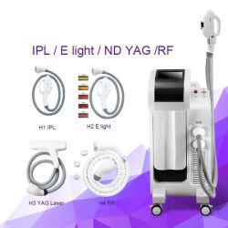 大広間のためのGlobalipl IPL ND YAGの入れ墨の取り外し機械