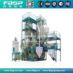 Petite chaîne de production de boulette d'alimentation des animaux de vente chaude (SKJZ5800)