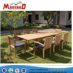 Holz Outdoor Design Teak Holz Dining Restaurant Tisch