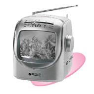 Televisie met Radio (of-005TV)