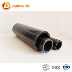 中国トップメーカー、給水プラスチック製ウォーターパイプ、黒、 HDPE / PE / ポリエチレン ガス / 灌漑 / 排水用フレキシブルパイプ