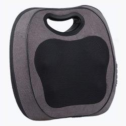 電気3DボディShiatsuの練り、叩くクッションのマッサージャー車およびホームによって熱される振動の首の肩の背部マッサージの枕