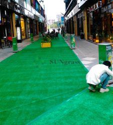 [40مّ] اصطناعيّة عشب سجادة لأنّ حديقة أو منظر طبيعيّ عشب اصطناعيّة عشب تمويه عشب