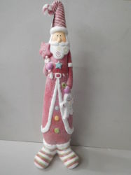 Regalos de Navidad OEM Magenia resina manualidades Santa muñeco de nieve Deocration