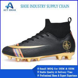 Copa Mundial de 2010 Professional hombres botas de fútbol Superventas botas de fútbol personalizadas