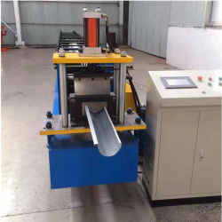 중국 제조업체 금속 거터 다운스파우트 콜드 롤 성형 기계