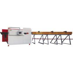 Barre d'acier de Flexion de Commande CNC Machine d'étrier de redressage et de matériel roulant de la construction