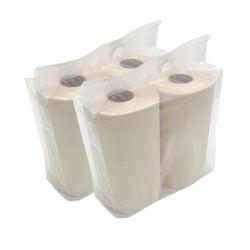 Fornecedores chineses de polpa de madeira Cozinha Rolo de papel tissue