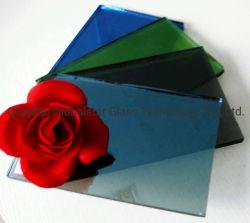 4 مم، 5 مم، 5 م، 6 مم، F-Green/Light Green/French Green Reflat Glass، زجاج عاكس، زجاج ملون، زجاج نافذة، زجاج بناء، زجاج حائط ستاري