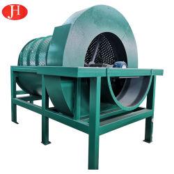 큰 수용량 전기 신선한 감자 녹말 진흙은 기계 Desand 기계의 만들을 제거한다