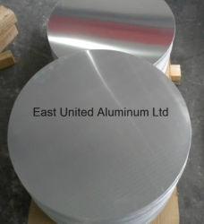 Алюминиевую пластину в форме круга круглый алюминиевый лист