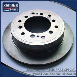Высокое качество Saiding 42431-60311 автозапчастей для заднего тормозного диска -Вы не вошли