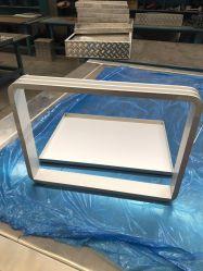 Профессиональный большой завод Custom алюминиевый поддон алюминиевая рама