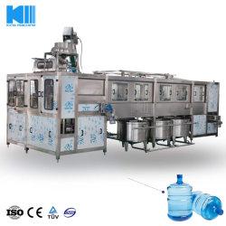 5 Gallon Barrelled l'eau pure Machine de remplissage