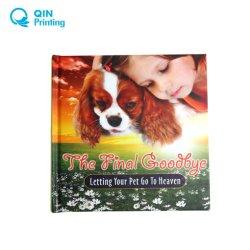 Los servicios de impresión personalizados baratos encuadernado en rústica Softcover Foto cómica de arte impresión de libros de los niños