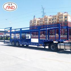 O OEM Longa Distância entre o transporte do veículo transportador de automóveis semi reboque para transporte automático