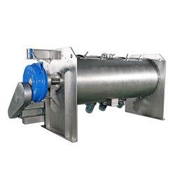De horizontale Organische het Mengen zich van de Meststof Mixer van de Peddel van de Machine
