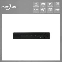 RS485 USB 3G 4G LTE 8CH Hybrid DVR de la red
