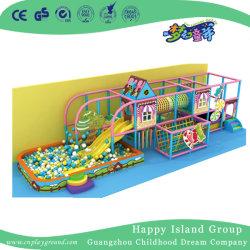 As crianças Piscina interior macio Naughty Castle Play para crianças (HJ-14106)