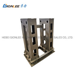 Personnalisée en usine de grandes pièces soudées structuraux en acier