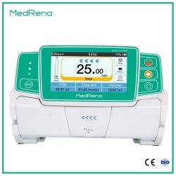 Micro automática aferido por via venosa em bomba de infusão da Tela de Toque Peristáltica Switches empilháveis com marcação CE