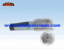 O plástico ao redor Mini escova roda do carro (NC1839)