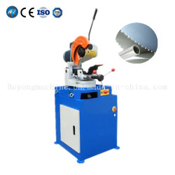Het draagbare Scherpe Metaal van de Pijp sneed Machine van de Buizensnijmachine van de Cirkelzaag de Elektrische van China af