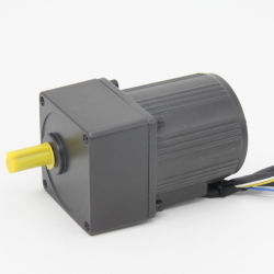 120W 12V 24V 90V AC Motorreductor de velocidad baja
