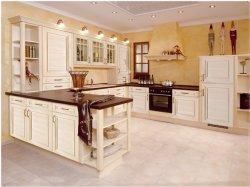Страны Северной Европы на заводе современной мебелью в стиле Бали Elm древесины фанера кухня кабинет кухня