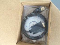 Plaqué or Nickle USB vers RS232 Câble de convertisseur série dB9 avec FTDI