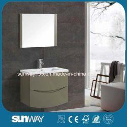 Современные монтироваться на стену или ПВХ MDF в ванной комнате отеля мебель с разорванные наружного зеркала заднего вида