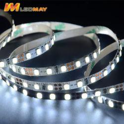 유연한 2835 SMD LED 표시등 막대 연약한 무게를 가진 5개 mm PCB