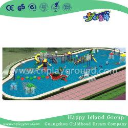Giochi acquatici combinati all'aperto, centri giochi per bambini (M11-04601)
