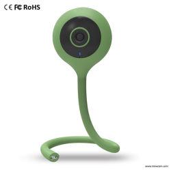 1080P赤ん坊の叫ぶ検出アラームが付いている小型折る赤ん坊のモニタのカメラ