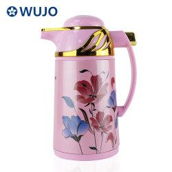 Wujo Vakuumkolben-Metallabziehbild-Glaszwischenlage-türkischer arabischer Kaffee-Potenziometer