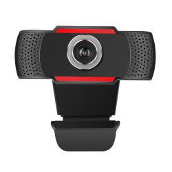 macchina fotografica di Web in tensione del calcolatore del USB di riunione della macchina fotografica dell'ancoraggio della celebrità della rete di trasmissione della macchina fotografica del webcam 1080P