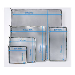 Empuja el bloque de la bolsa de agua de acero
