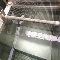 압출기 기계를 만드는 PET 플라스틱 빗자루나 브러시 모필라멘트