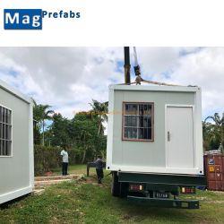 Casa da caixa de pequenas casas pré-fabricadas Casas de contentores