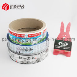 Rótulos de embalagem garrafas bom efeito OPP BOPP Etiqueta de filme de PVC