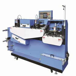 Machine d'impression automatique Label-Ribbon Multi-Colors (TS-150)
