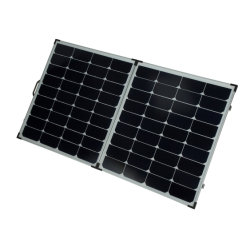 Panel solar plegable 200W MPPT Controlador de panel plegable portátil Mono Solor módulos PV