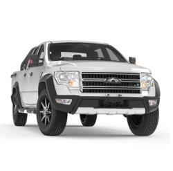 Linkes fahrendes 2WD 4WD Benzin-/des Dieselmotor-K4 Aufnahmen-Auto der Qualitäts-für Verkauf