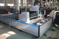 Tagliatrice del laser della fibra di alta precisione del laser 1kw-10kw dell'aurora per per il taglio di metalli