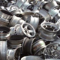 محور العجلة العجلة ذات محور العجلة المصنوعة من الألومنيوم الخردة إعادة التدوير عجلة ألومنيوم مهملة في الصين