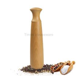 Домашняя кухня инструмент деревянные соль и перец шлифовального станка