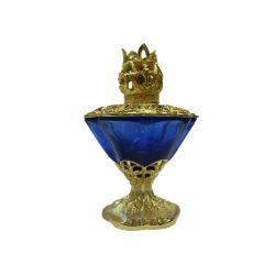 최신 판매 신비한 포도 수확 사치품 정유 가열기 다이아몬드 모양 방향 향수