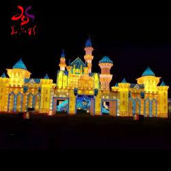 직업적인 점화 제등 축제 휴일 중국 손전등 새해 훈장