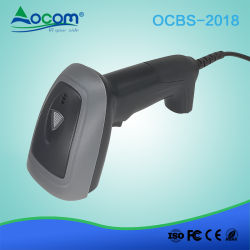 2D alámbrico Ocom POS escáner de códigos QR CMOS de dispositivo lector de código de barras